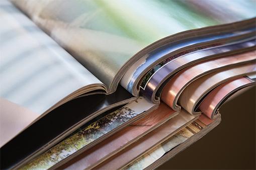 Brochures from IJ Graphics